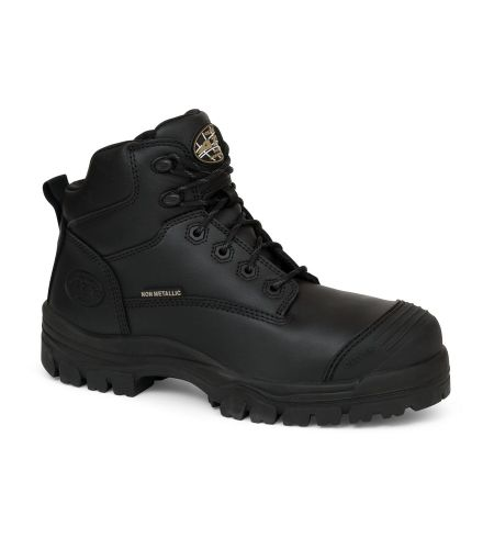 OLIVER 45 AT 5 INCH SERIES ZIP SIDED COMPOSITE SAFETY BOOT