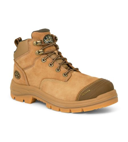 OLIVER 55 AT 5 INCH SERIES ZIP SIDED SAFETY BOOT