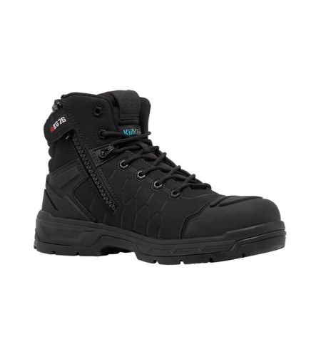 KINGGEE QUANTUM ZIP SIDED SAFET BOOT