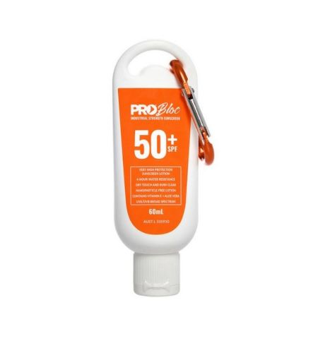 PROCHOICE 50+ SUNSCREEN WITH CLIP