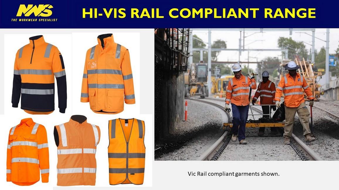 Vic Rail