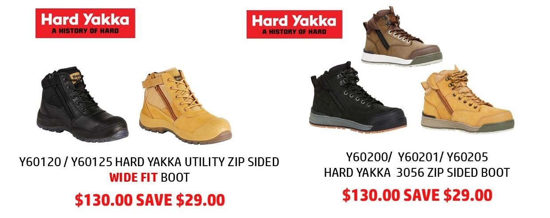 Yakka Foot